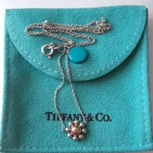 Tiffany & Co Jolie Flower Necklace